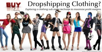 Can you make money with clothing dropshippers?